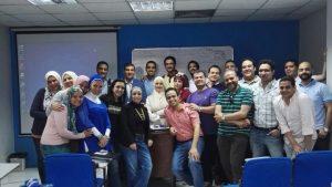 Dr Ashraf Elsafty Eslsca students 2