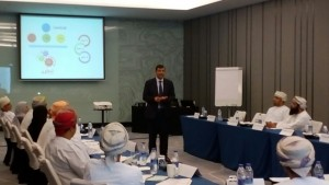 Dr Ashraf Elsafty training oman
