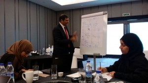 Dr Ashraf Elsafty Training sessions