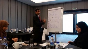 Dr Ashraf Elsafty - Training