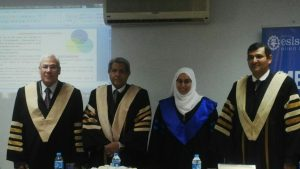 Dr Ashraf Elsafty - Eman MBA defense