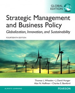 Strategic Management and Business Policy Globalization, Innovation and Sustainability